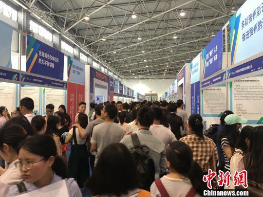 中国东西部对口帮扶贵州八市州与帮扶城市签约深化人才合作