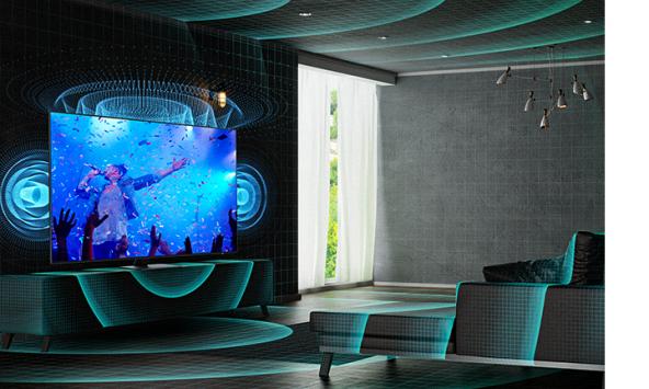 五一小长假,和三星Neo QLED 8K电视一起打造专属私人影院